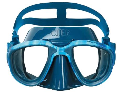 Как подобрать маску для подводного плавания