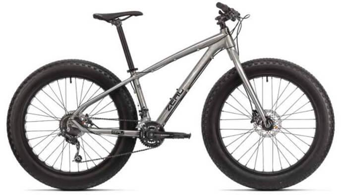 Как называется велосипед с широкими колесами