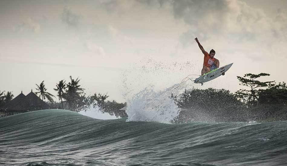 Катание на серфинге
