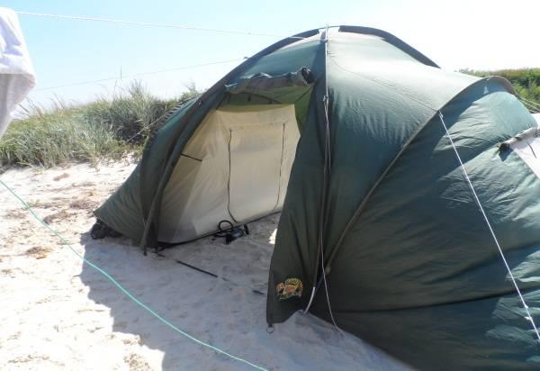 Что нужно для кемпинга с палаткой список