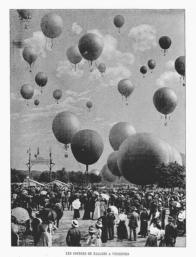 Кто изобрел воздушный шар