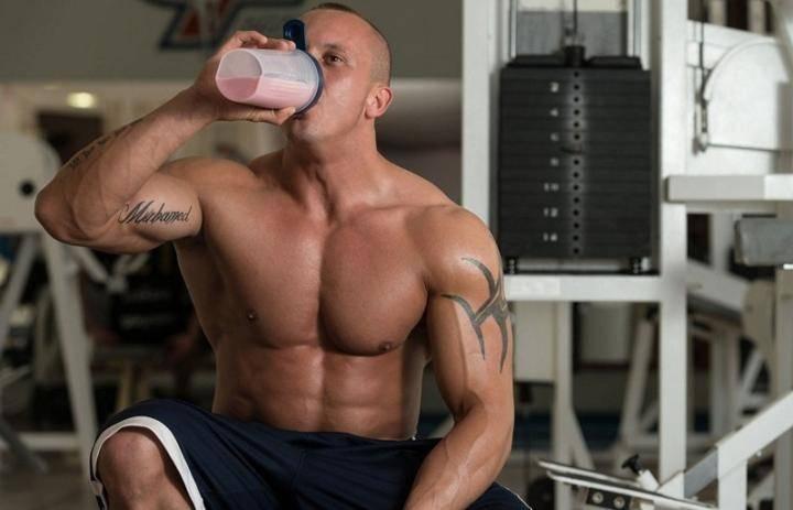 Быстро набрать мышечную массу в домашних условиях