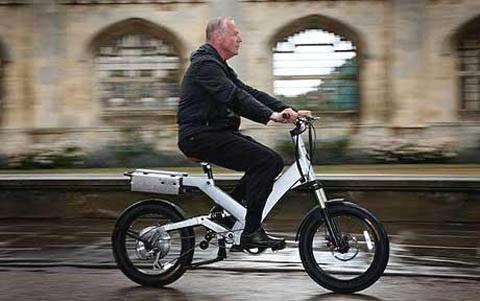 Как называется велосипед с мотором