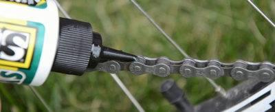 Велосипедная смазка