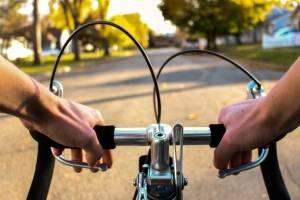 Скорость велосипедиста