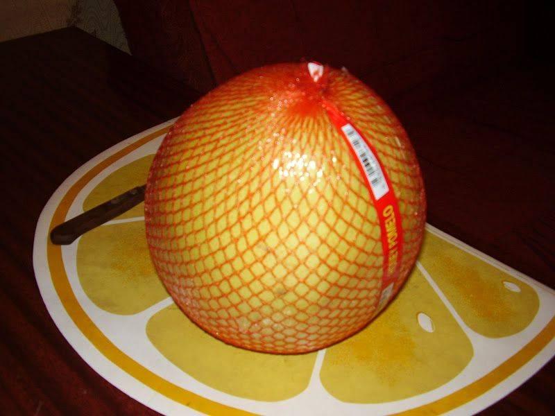 Памела фрукт польза и вред