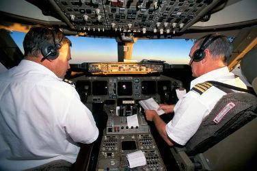 Как стать пилотом самолёта?