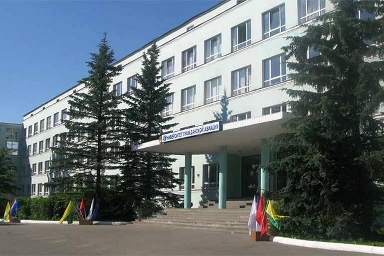 Санкт-Петербургский университет гражданской авиации
