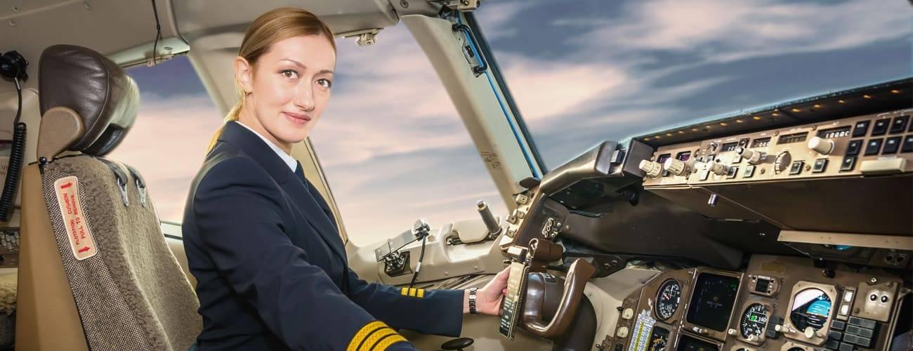 Где отучиться на пилота гражданской авиации