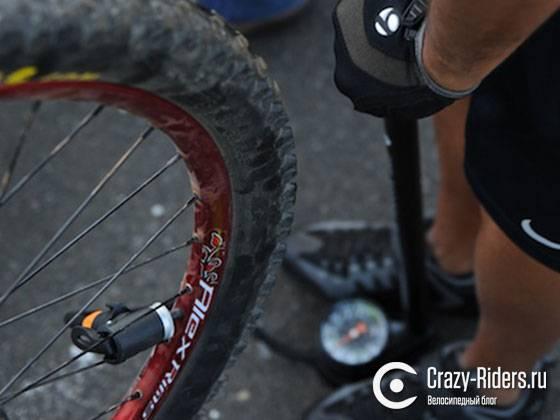 Размер камеры велосипеда