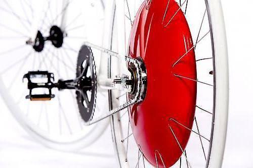 Моторный велосипед