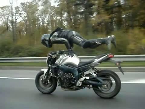 Трюковые мотоциклы