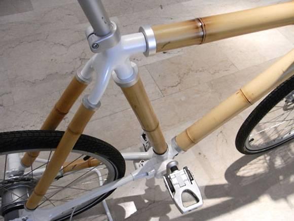 Велосипед из арматуры