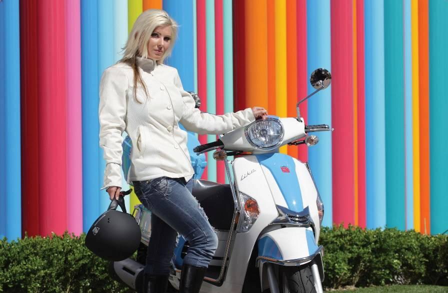 Мопед как мотоцикл