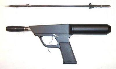 Пистолет для подводной охоты