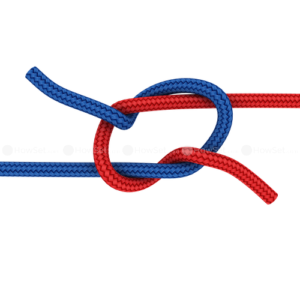 Как завязать узлы на веревке