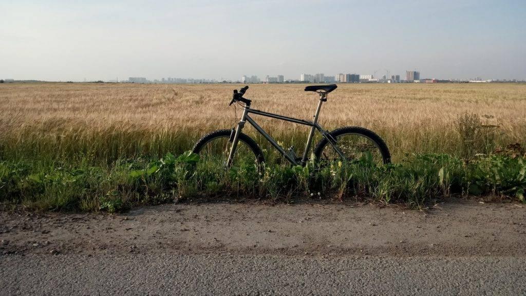Алюминиевая рама велосипеда