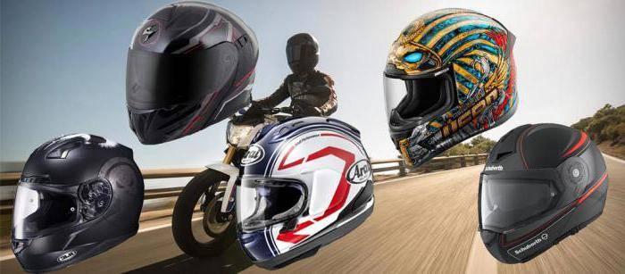 Шлемы мото