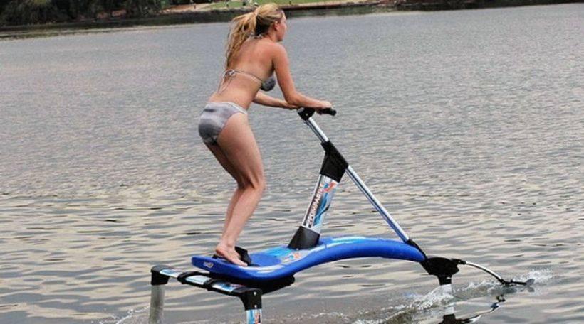 Велосипед водный как называется