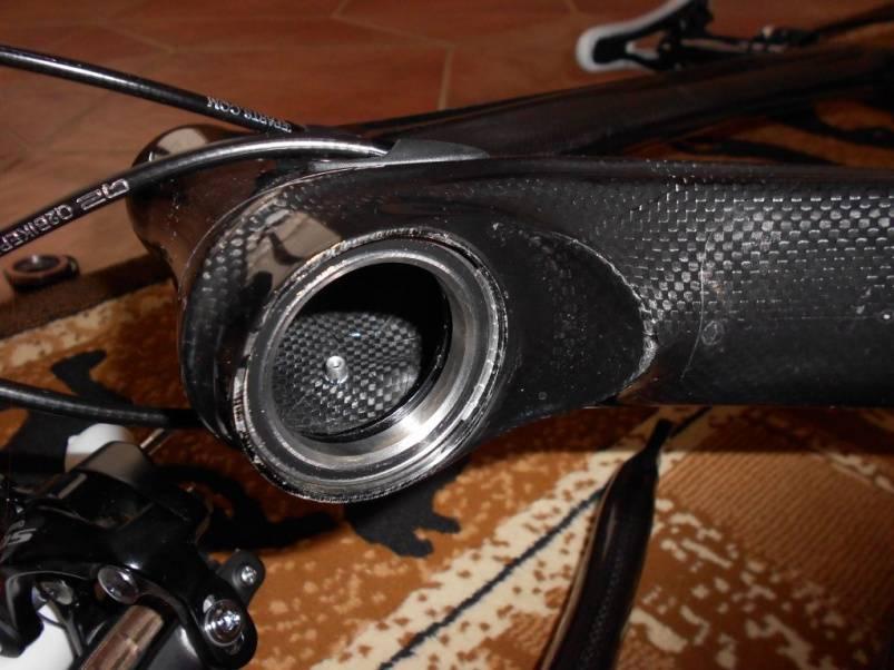 Велосипед скрипит при езде