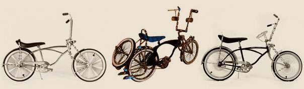 Велосипед чоппер