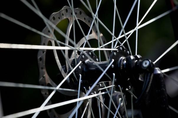 Замена насыпных подшипников на промышленные в велосипеде