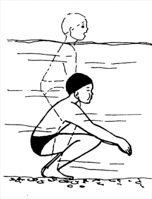 Занятия плаванием для детей с 3 лет
