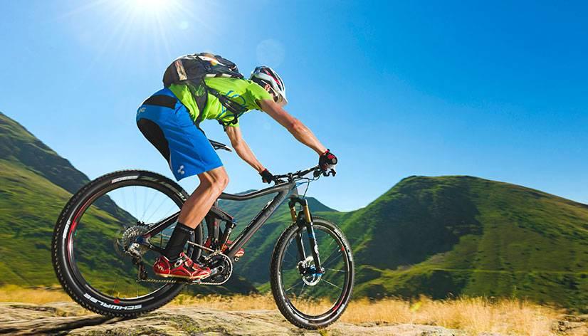 На какие мышцы влияет велосипед