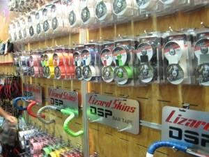 Многообразие обмоточных лент в магазине
