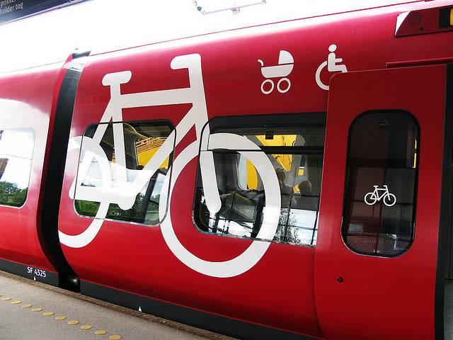 Правила перевозки велосипеда в электричке
