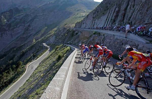 «Тур де Франс» - скорость на велосипеде