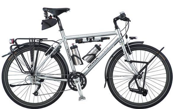 Лучший гибридный велосипед