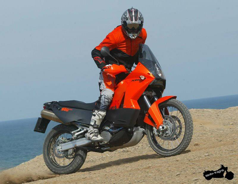 Мотоциклы эндуро хонда