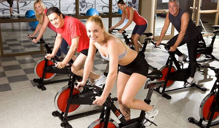 Если кататься на велосипеде можно похудеть