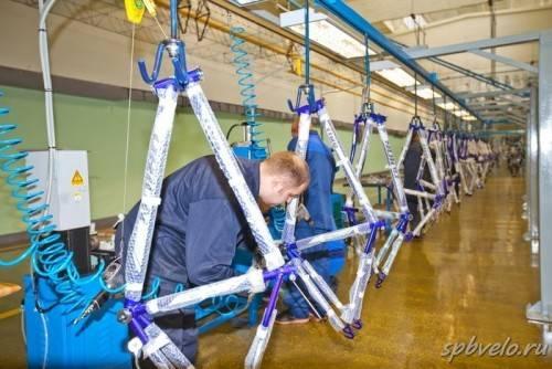 Русские производители велосипедов