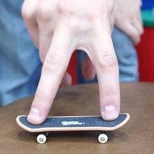Как сделать мини скейт