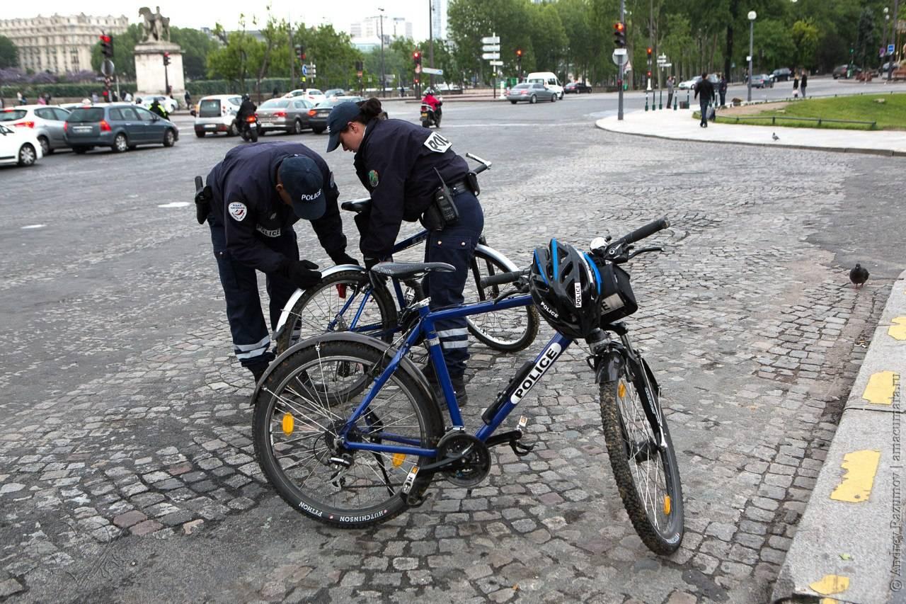 Пьяный на велосипеде штраф