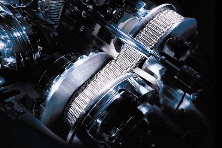Вариаторный двигатель