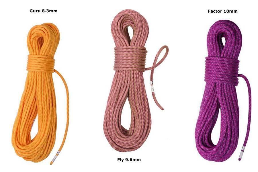 Верёвка для альпинизма