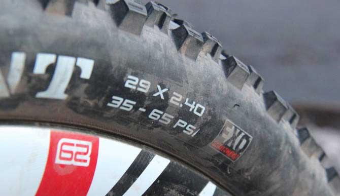 Давление в шинах горного велосипеда 26 дюймов