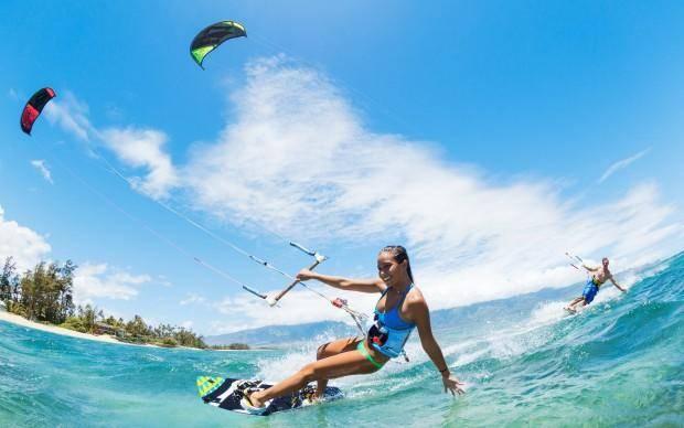 Серфинг за катером