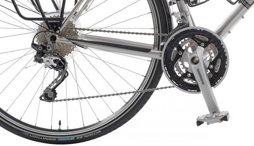 Велосипед для туризма выбор