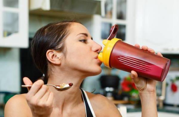 Набор мышечной массы в домашних условиях