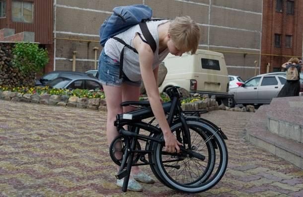 Как провезти велосипед в метро