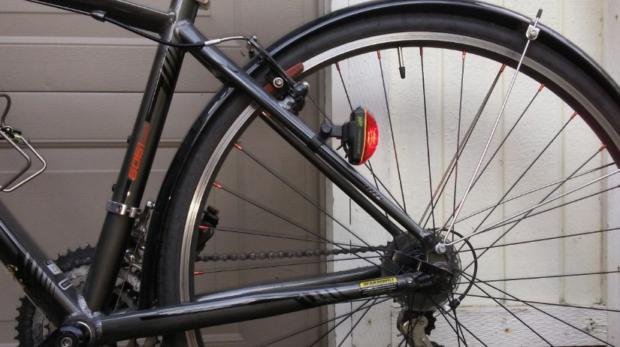 На какой вес рассчитан велосипед