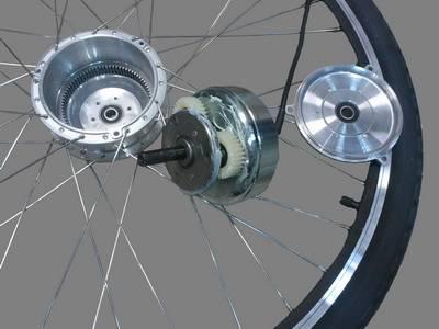 Мотор колеса