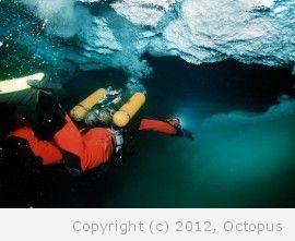 Акваланг подводник