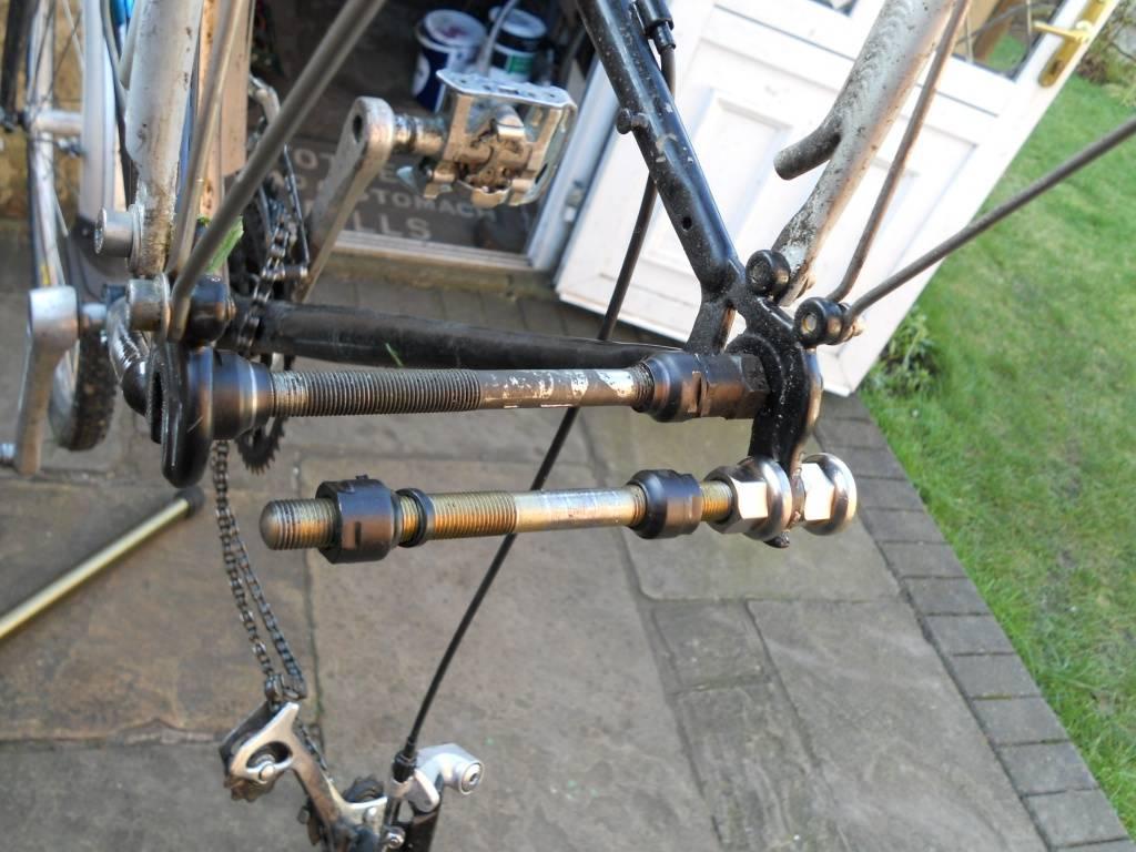 Регулировка заднего переключателя скоростей велосипеда