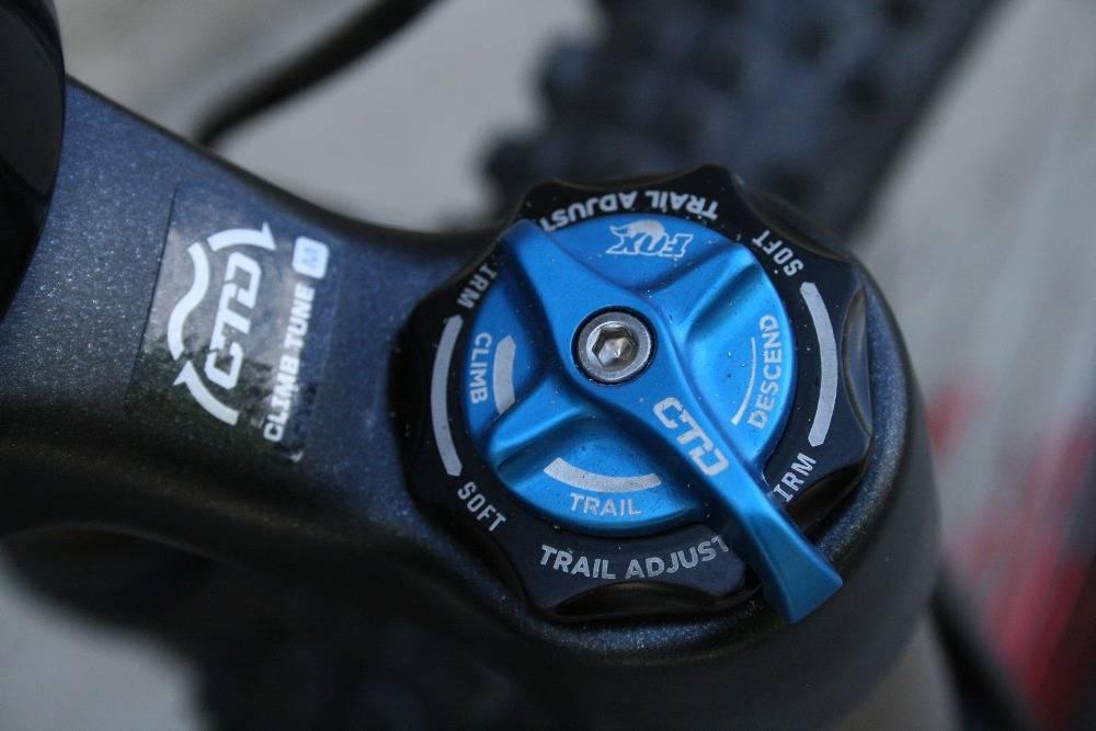 Вилка велосипедная амортизационная - регулировка компрессии