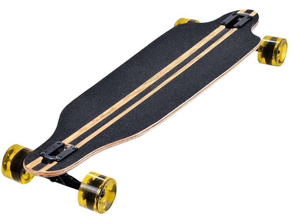 Как называется длинный скейтборд